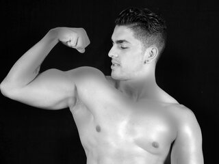 DominicMuscle livesex live
